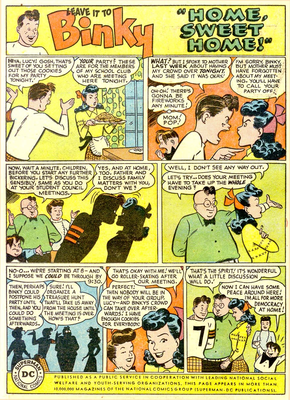 Action Comics (1938) 144 Page 37