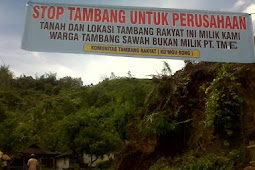 Jalan Lintas Hancur, Warga Pinang Belapis Kabupaten Lebong Protes