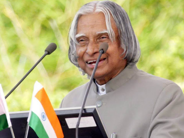 APJ Abdul Kalam Thoughts, Quotes & Words on Dreams Education Success for Students in Hindi and English