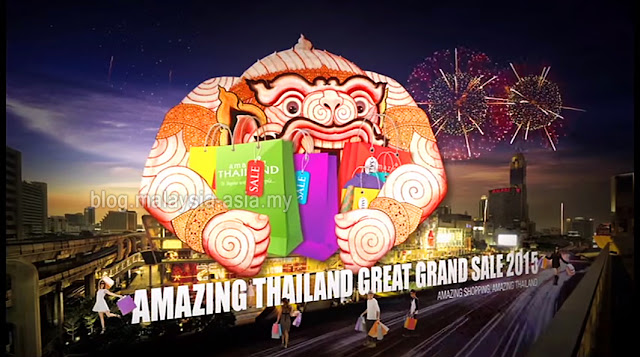 Thailand Amazing Grand Sale June 2015