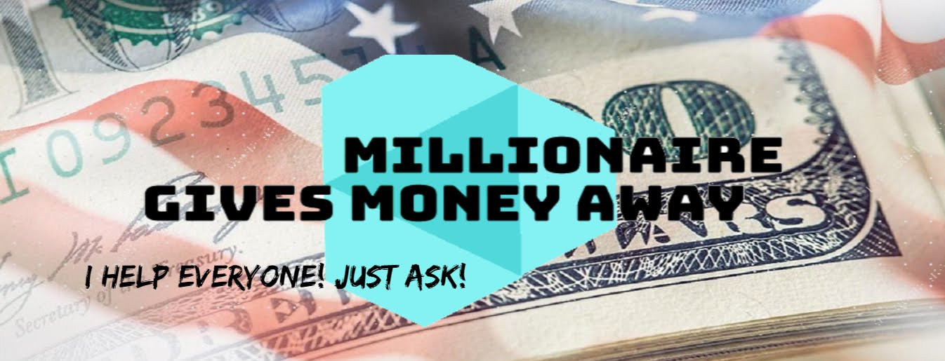 MILLIONAIRE GIVES MONEY AWAY | FREE CASH!