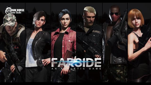 الإعلان رسميا عن لعبة Farside: Battle Royale القادمة لجهاز PS4 ، لنتعرف عليها أكثر من هنا ..