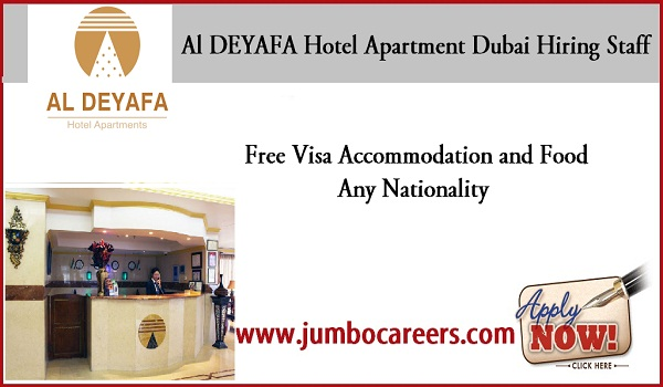Latest Dubai hotel jobs, Facility management jobs in UAE,