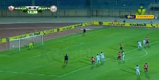اهداف مباراة الزمالك وطلائع الجيش 3-2 الاثنين  20-02-2017 الدوري المصري