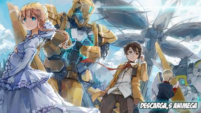 Aldnoah Zero 12/12 Audio: Japones Sub: Español Servidor: Mega