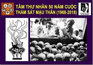 H1 - 50 năm cuộc thảm sát Mậu Thân (1968-2018)