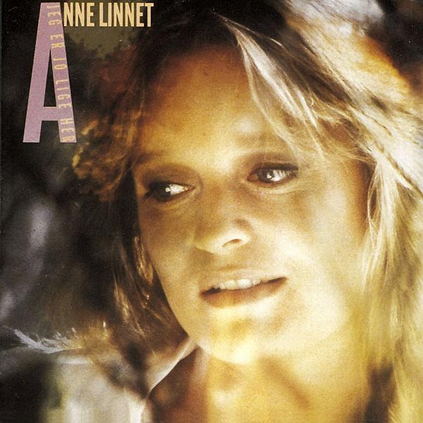 Anne Linnet - Jeg er jo lige her - Album cover
