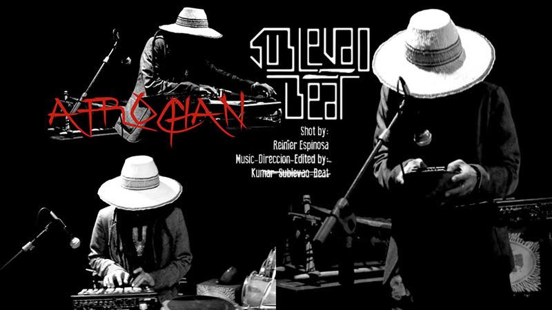 Kumar Sublevao-Beat - ¨Afrochan¨ - Videoclip - Director: Kumar Sublevao-Beat. Portal Del Vídeo Clip Cubano - 01
