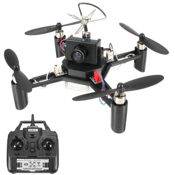 Review Micro Drone DM002 Siap Terbang Tanpa Repot
