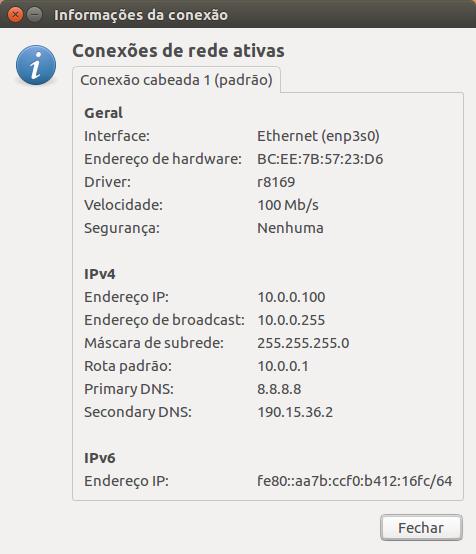 Identificando internet