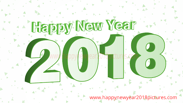 2018 Happy New Year Pictures