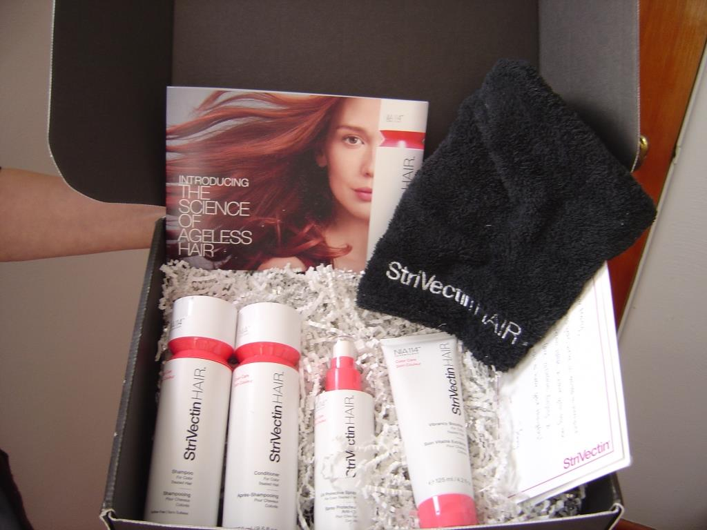 StriVectin Color Care Hair System