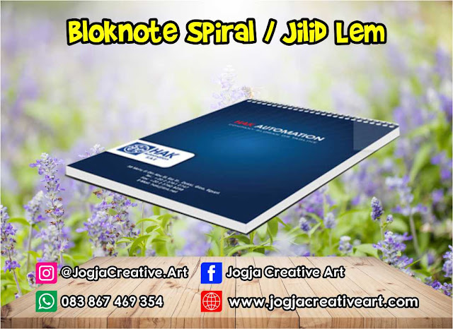 Seminar Kit Murah Makassar Bloknote