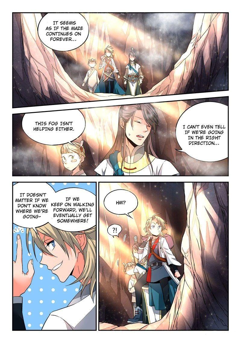 Spirit Blade Mountain - Chapter 7