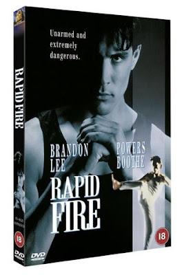 Sinopsis Film Rapid Fire (1992)