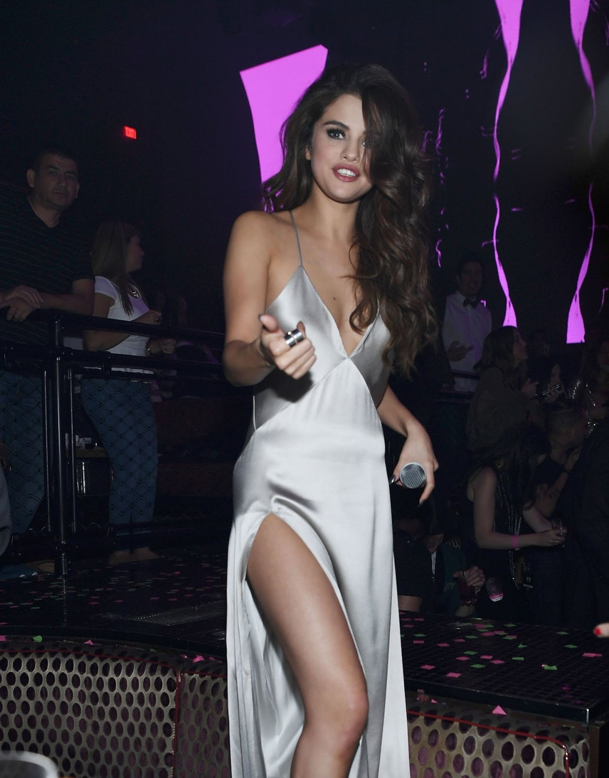 Selena Gomez at Revival Tour Opening - Photo Selena Gomez 2016