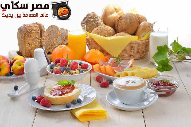 أهم المشاكل الناتجة عن عدم تناول الإفطار Not eating breakfast