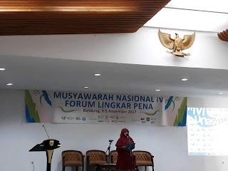 Keseruan Munas IV FLP di Bandung Bagian-1