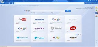 browser Terbaik dan Terpopuler PC dan Laptop - baidu