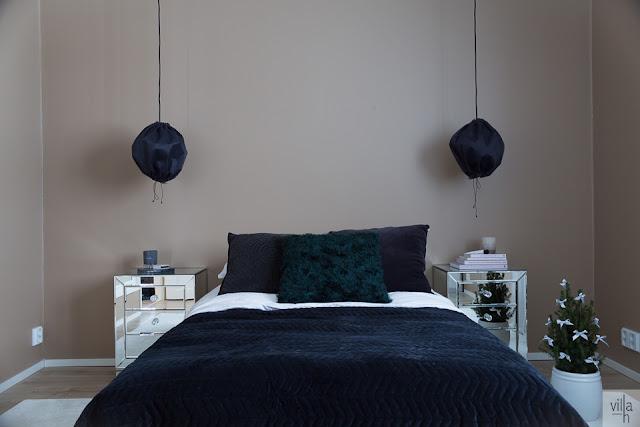 makuuhuoneen sisustus, classic interior