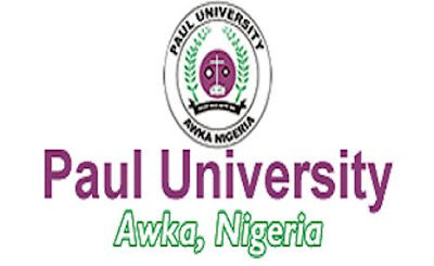 Paul University JUPEB Application Form 2017/2018 Out
