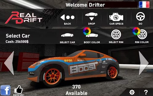 Real Drift Car Racing v2.3 Apk +Obb [Android]