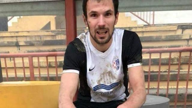 Pemain Sepakbola Liga Kroasia Tewas