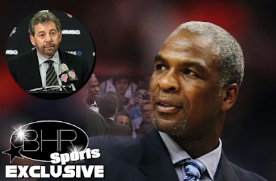 Charles Oakley Has Been Banned From The Team Stadium He Used To Play For By The Owner James Dolan