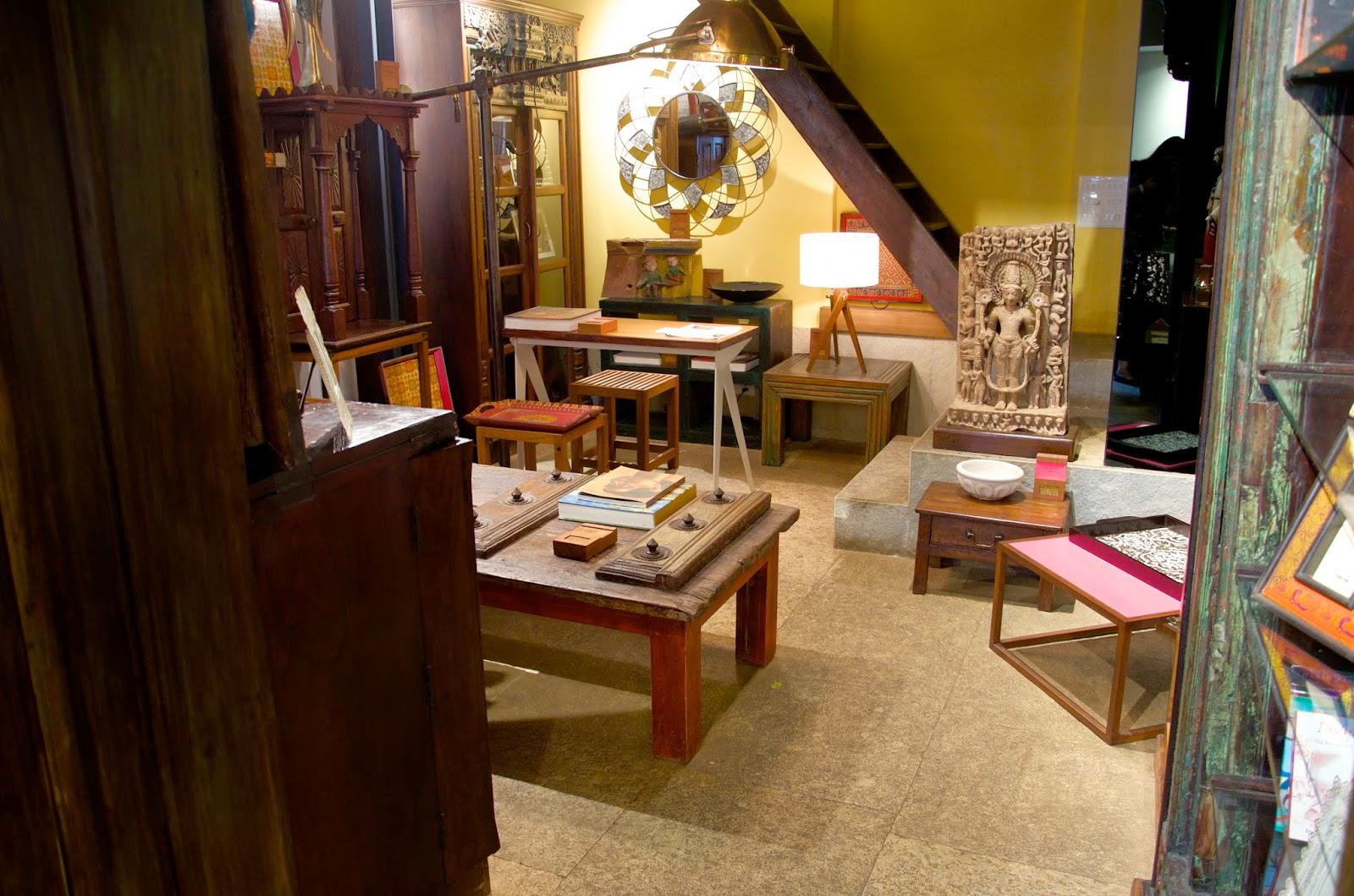 Bombayjules Pondicherry Mumbai New Antiques Interiors Find