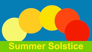 when is summer solstice