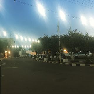 Mandria square Cyprus