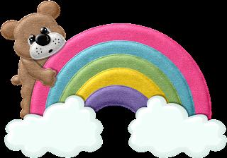Funny Bears Clip Art.
