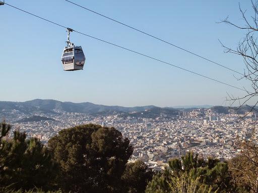 Montjuic Barcellona