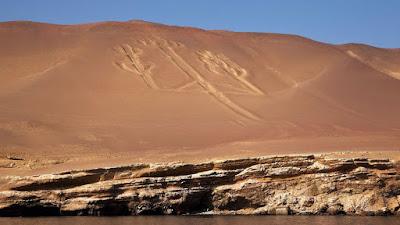 Η Τρίαινα του Παράκας στο Περού