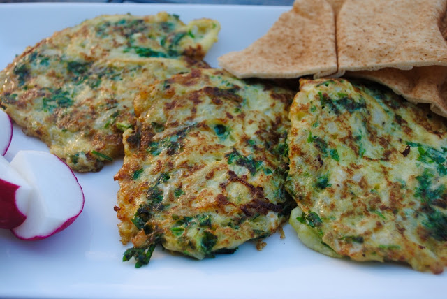 EJJEH (ZUCCHINI OMELET)
