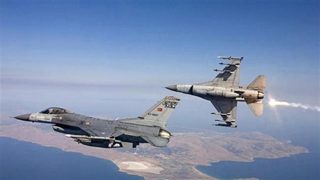 Turkish jets bomb northern Iraq, kill PKK militants
