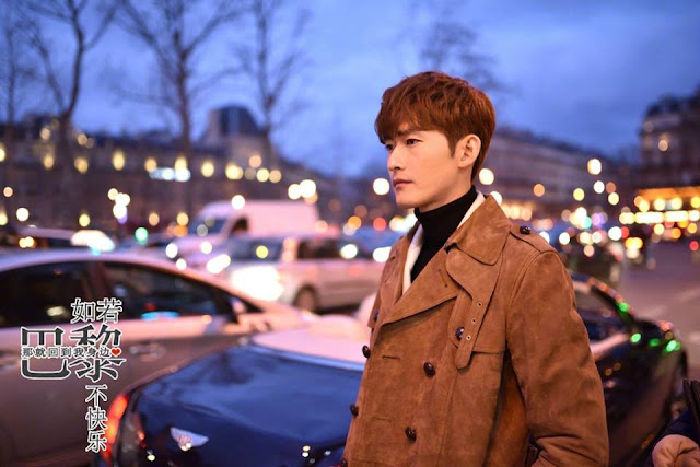 Paris is Not in a Good Mood Zhang Han