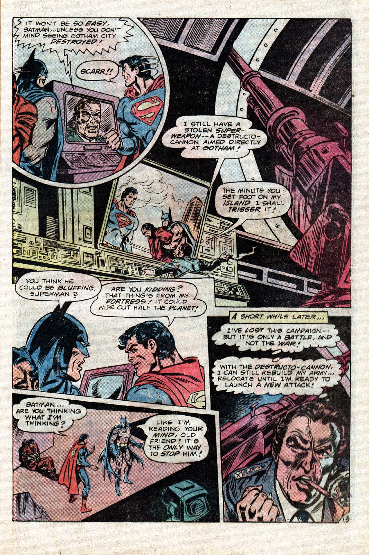 Read online World's Finest Comics comic -  Issue #281 - 15