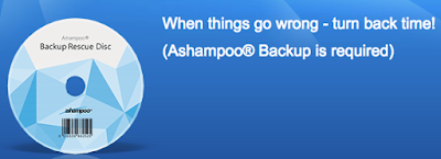 Ashampoo Backup Rescue Disc 2017