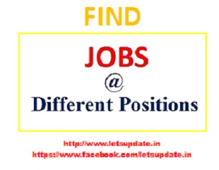 Petroleum Corporation Limited for Different positions