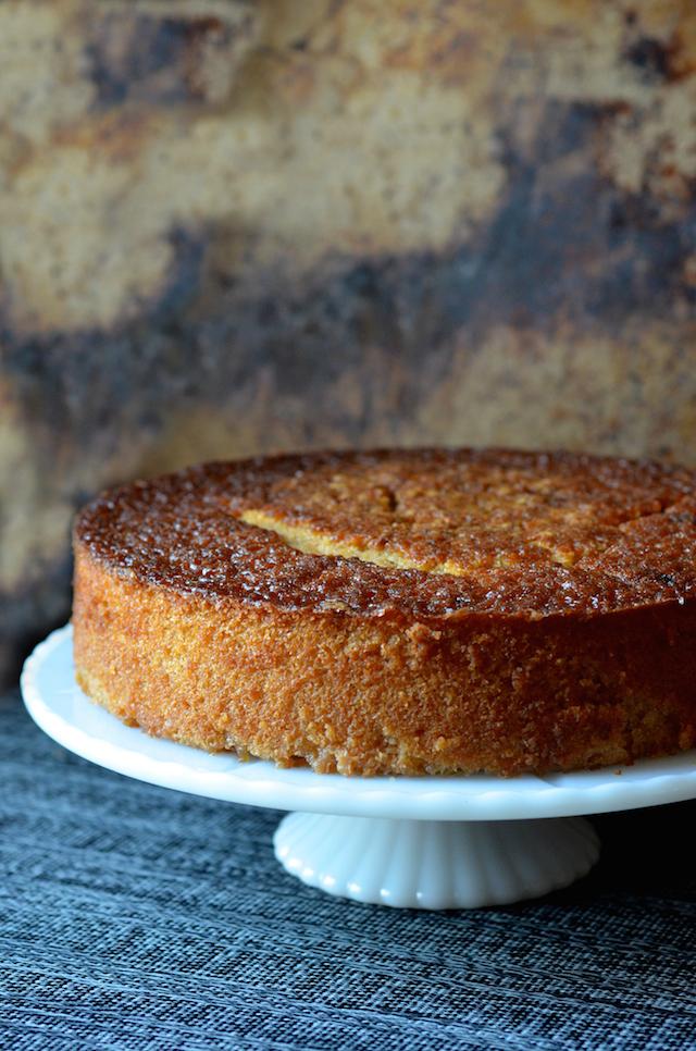 Maialino's Orange Olive Oil Cake - Always Order Dessert