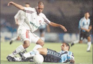 fa2b2dfbd5 Foto  Reprodução. Torneio Taça da Amizade Tricolor Competidores  Fluminense  x Grêmio (2 jogos). Jogos  02 Vitórias  02 Empates  nenhum.