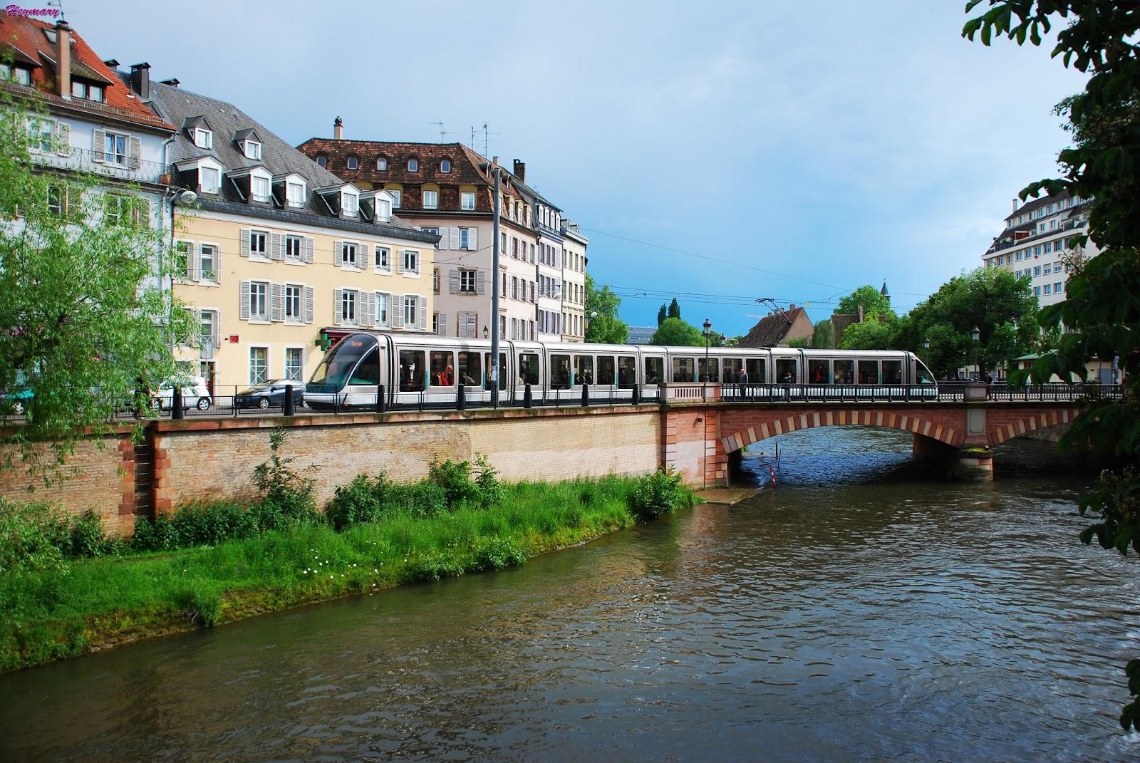 法國小法蘭西French Little French伊爾河