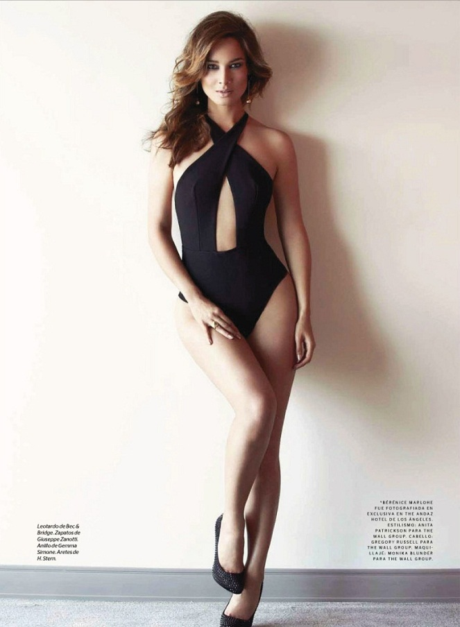 Me in My Place Lake Bell for Esquire UK, March 2012