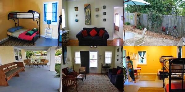 Alexander House Inn and Hostel in Virginia