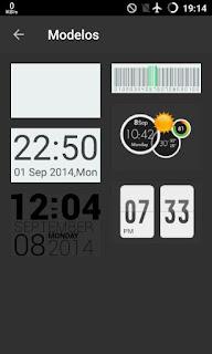 Como usar o UCCW para personalizar o celular
