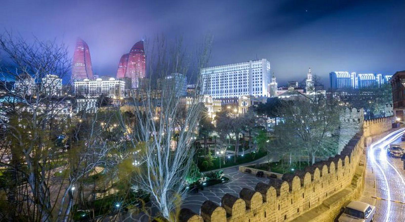 المتنزهات في اذربيجان