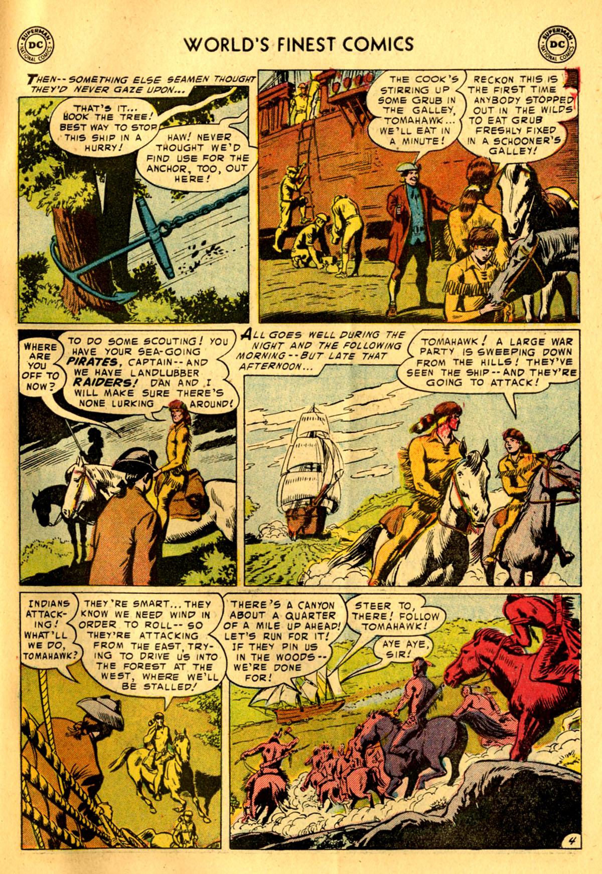 Read online World's Finest Comics comic -  Issue #76 - 31