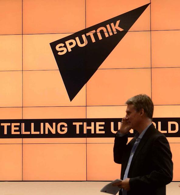 Sputnik, Russia Today: peças de uma máquina impressionante para difundir informações enviesadas montada no mundo por Moscou.