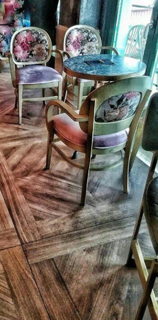 Ξενοδοχείο Ερμιόνιο Κοζάνη: Le Roi (Ημιόροφος) 5 Annie Sloan Greece